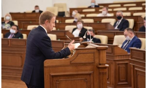 Довыборы в АКЗС пройдут в единый день голосования, 13 сентября, на трех одномандатных округах