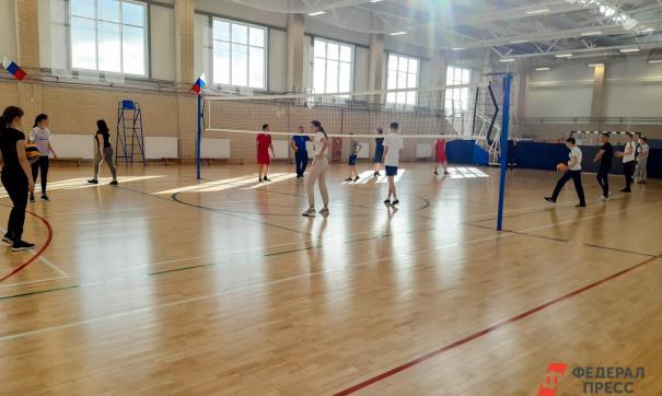 Готовность площадок в рамках инспекционной поездки проверил региональный министр спорта Павел Ростовцев