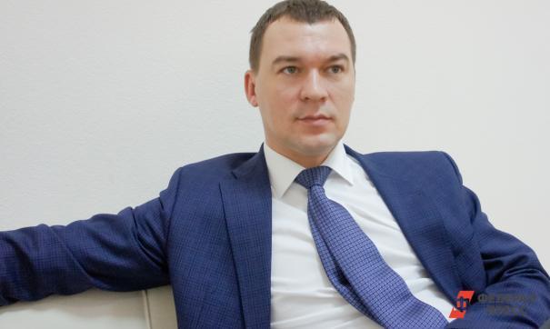 Дегтярев завершает обучение на третьем потоке программы