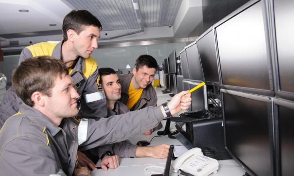 Молодые специалисты защитили свои проекты