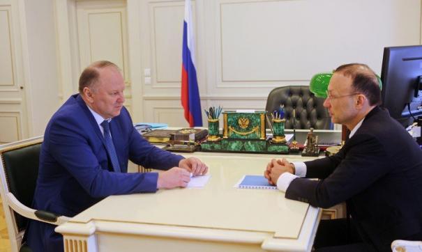 Полпред президента России приехал в Челябинск с рабочим визитом