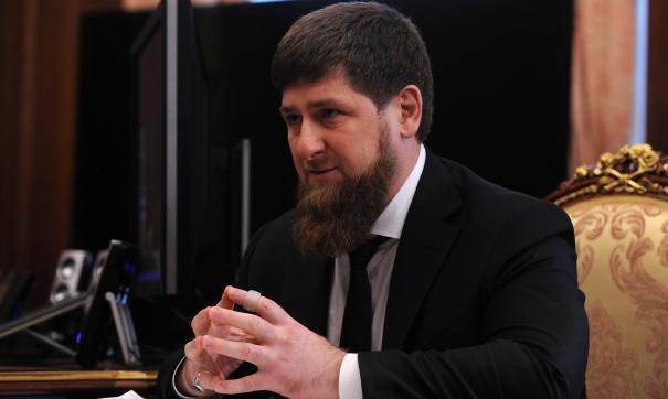 Госдеп занес Кадырова и его семью в «черный список»
