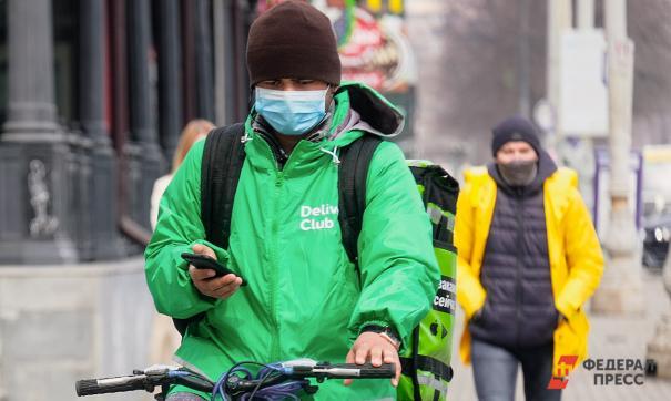 В Москве курьеры Delivery Club и «Яндекс.еды» устроили массовую драку