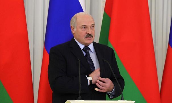 Лукашенко потребовал разъяснений у Москвы из-за задержанных в Минске россиян