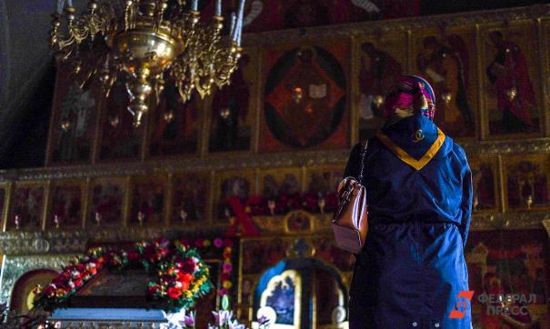 Екатеринбургская епархия просит покинуть схиигумена Сергия Среднеуральский монастырь