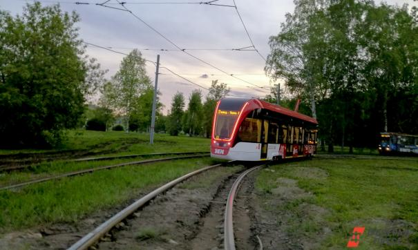 В Екатеринбурге принят проект трамвайной ветки в Академический