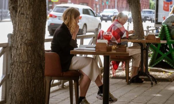 Екатеринбургские рестораторы открывают летние веранды