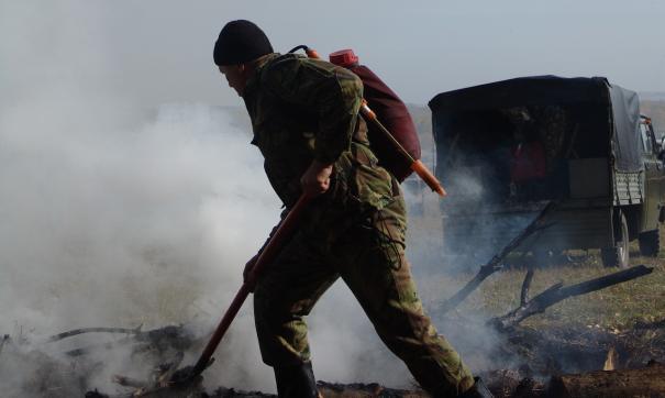«Ветром надуло». Запах гари в Екатеринбурге объяснили пожарами в Югре