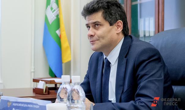Мэр Екатеринбурга Высокинский призвал жителей города проголосовать
