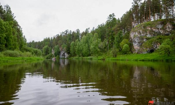 Волонтеры четырех свердловских городов в августе очистят берег Чусовой