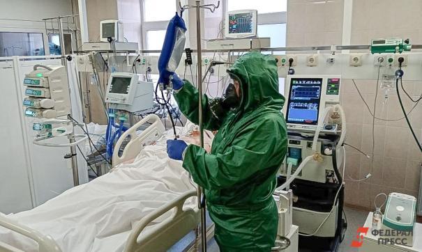 За последние сутки в Свердловской области зафиксировали рекордные 19 смертей от коронавируса