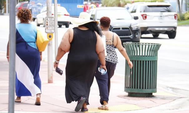 Больше всего людей с ожирением в Алтайском крае