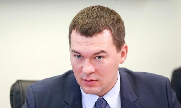 В Хабаровском крае назначили врио
