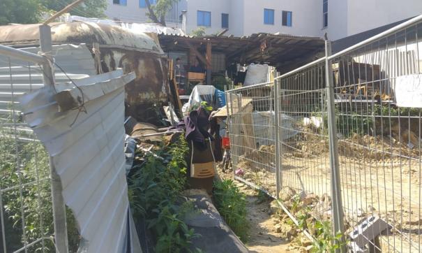 Похищенный жил по соседству с крупной стройплощадкой