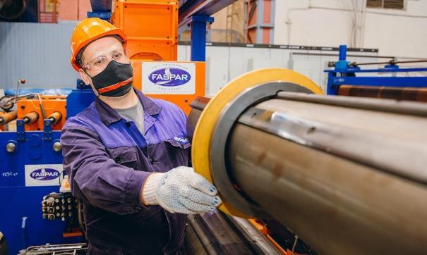 Заказы на изготовление труб помогли корпорации пережить кризис