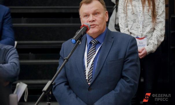 Владимир Крицкий уже идет на поправку