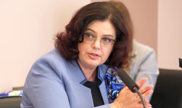 Елена Дыбова представила результаты опроса