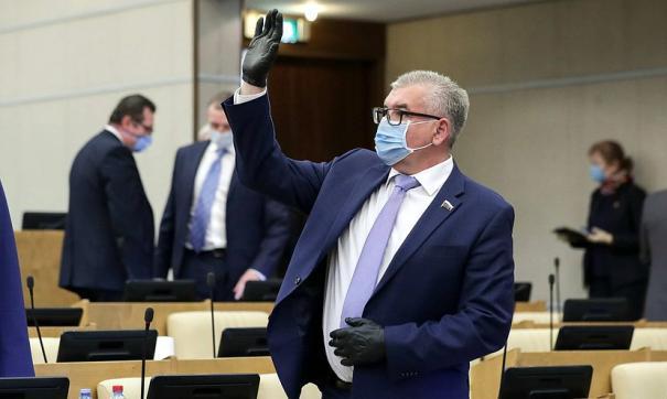 Опубликован десятый интегральный рейтинг депутатов Госдумы