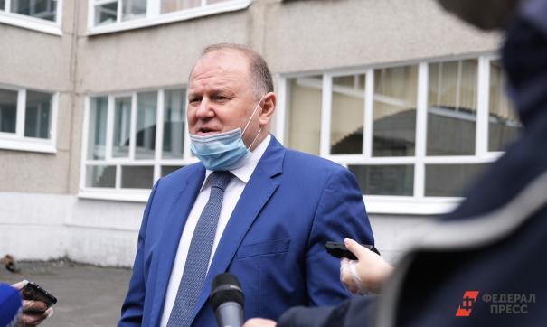 Цуканов едет в Челябинск