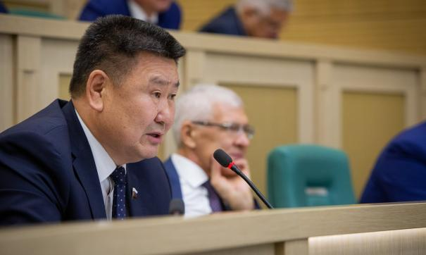 Мархаев - серьезный вызов действующей власти