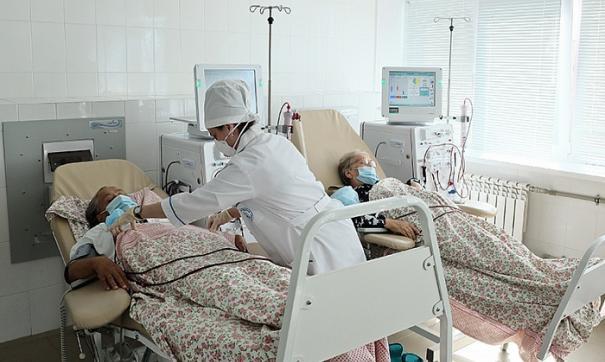 В этом году новое отделение гемодиализа открывается в Слободском