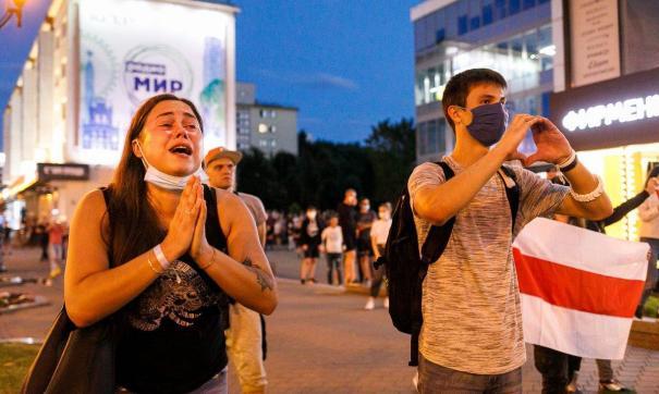 2-ая ночь протестов вРеспублике Беларусь закончилась жертвами