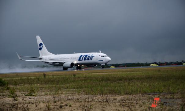 Самолет компании Utair жестко приземлился в Мали