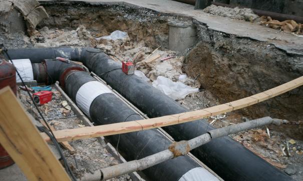 Без воды остались жители нескольких районов города и поселков Вокзальный и Мясокомбинат