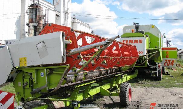 В Тюменской области вся техника готова к уборке урожая