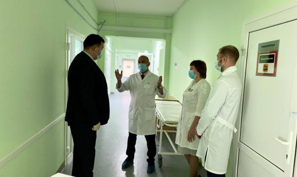 В Тюменской области закрыли первый госпиталь для больных коронавирусом