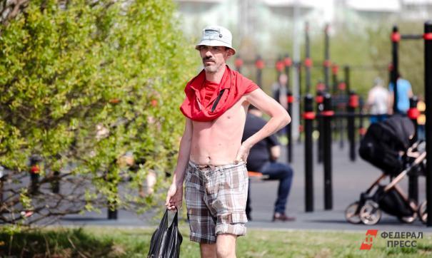 Москвичам пообещали 30-градусную жару