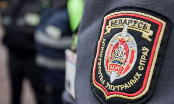 Милиция Белоруссии перешла на усиленный режим