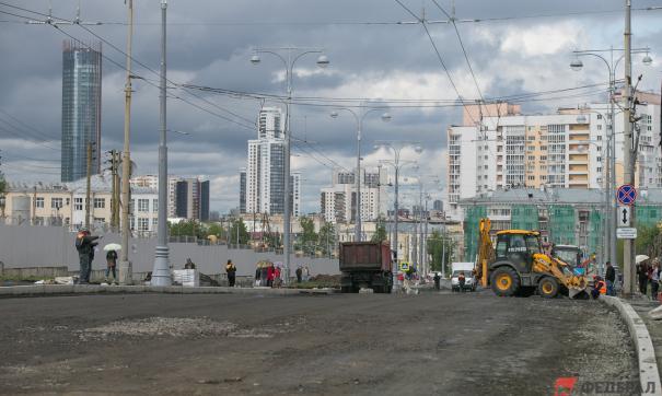 В екатеринбургский микрорайон Вторчермет построят дорогу из Краснолесья