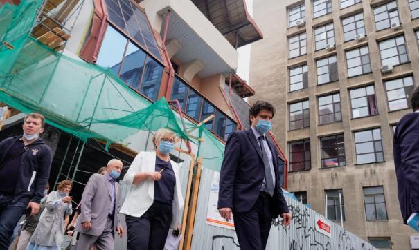 Реконструкция Театра Кукол в Екатеринбурге обойдётся в 334 миллиона