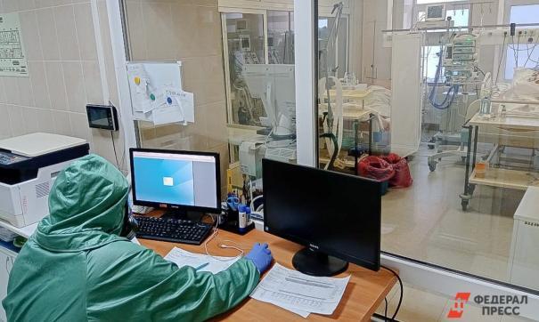 В Свердловской области наблюдается снижение числа зараженных коронавирусом за сутки
