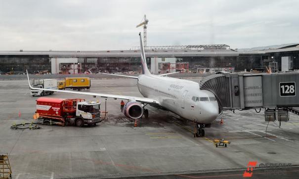 Прямые вылеты из Екатеринбурга в Турцию могут возобновиться в 2021 году