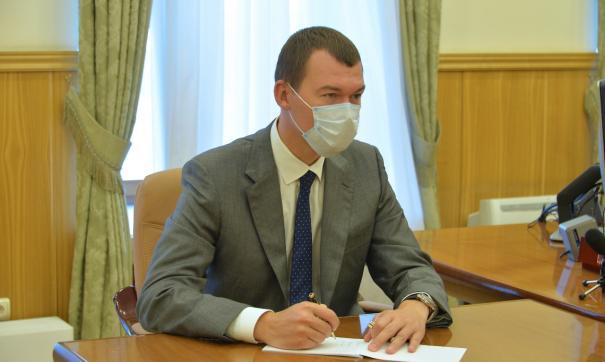 Глава Хабаровского края продолжает назначать заместителей из Москвы