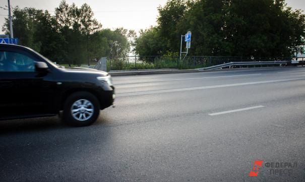 Михаил Дегтярев ездит на работу на машине Фургала
