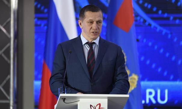 Юрий Трутнев - нынешний полпред президента в ДФО
