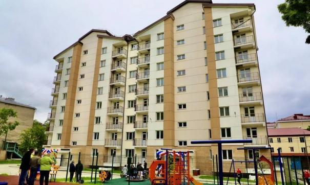 Почти 30 тысяч квадратных метров ветхого и аварийного жилья расселили в Сахалинской области