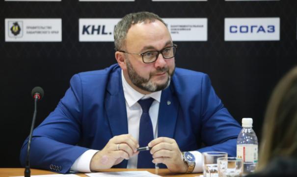 В правительстве Хабаровского края Семен Экшенгер работал с 2018 года