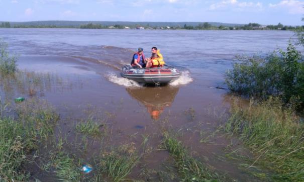 До паводка на Алтае еще далеко