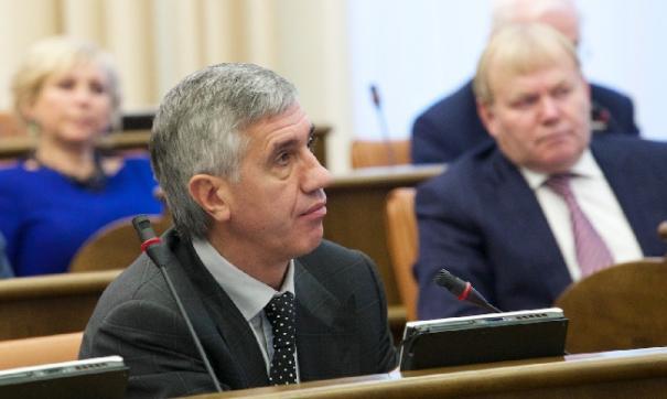 В Красноярске экс-депутата Быкова подозревают в организации трех убийств