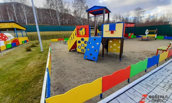 В Красноярском крае открываются детские сады