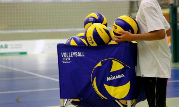В Новосибирске достраивают большую арену волейбольного центра
