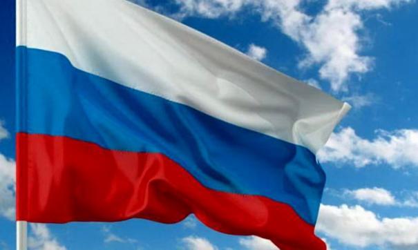 В день торжества, 22 августа, стартует акция «Флаг моего государства»