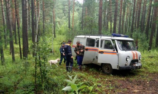 Ежегодно в лесах и горах Иркутской области теряется несколько сот человек