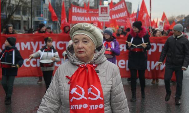 Тамара Казанцева вступила в ряды КПРФ 35 лет назад