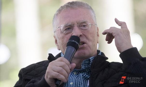 Жириновский предложил Лукашенко снять свою кандидатуру с выборов