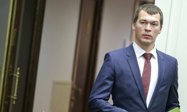 Дегтярев отправился с деловой поездкой в северные районы региона
